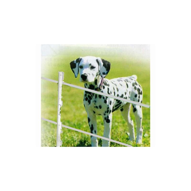 Recinto Elettrico Per Cani.Kit Completo Per Recinto Elettrico Per Cani E Gatti Con Elettrificatore