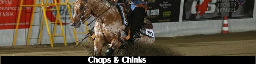 Chaps Western - Selleria la Colombaia articoli equitazione on line
