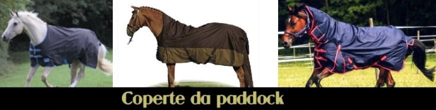Coperte da Paddock leggere e impermeabili - Selleria la Colombaia articoli equitazione on line